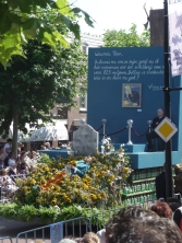 Vincent van Gogh met pied a terre in Nuenen