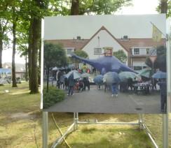 Tom Janssen Goor Allegorische optocht 24 juni 2012 Parade