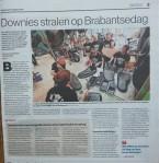 De Lambrekvrienden Brabantsedag Eindhovens Dagblad 24 augustus 2017
