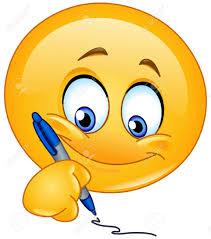 emoticon schrijven