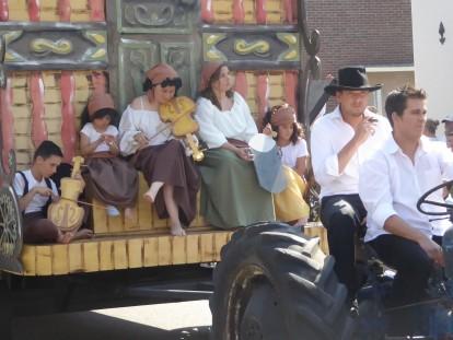 Vriendenkring Haisjo Brabantsedag Parade van Vermaeck foto's 2017 miekevanos.com