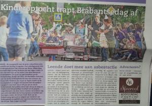 Brabantsedag kinderoptocht Parel