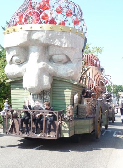 #Laarstukken foto @Brabatsedag Parade van Vermaeck cultuurhistorische optocht 2017 miekevanos.com