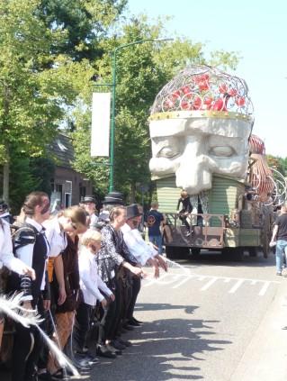 #Laarstukken foto @Brabantsedag Parade van Vermaeck cultuurhistorische optocht 2017 miekevanos.com