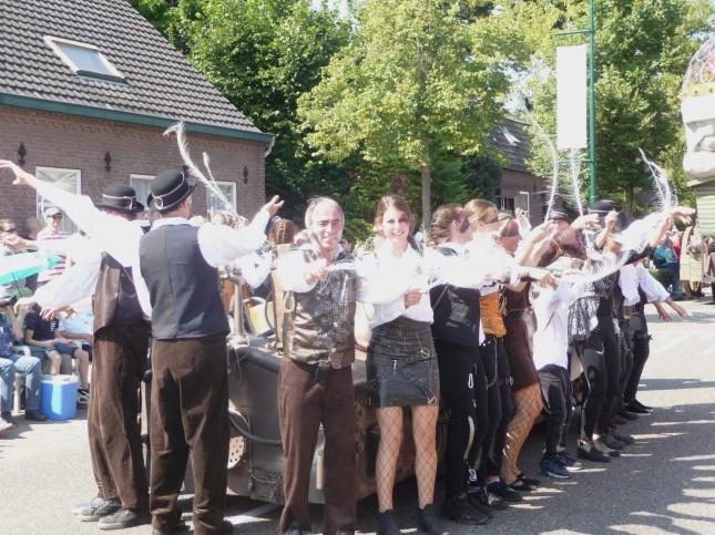 #Laarsteukken foto @Brabantsedag Parade van vermaeck cultuurhistorische optocht miekevanos.com