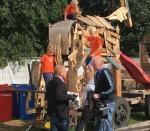 Opname Omroep Brabant Kinderoptocht Brabantsedag Heeze