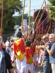 #Rijten foto @Brabantsedag Parade van Vermaeck cultuurhistorische optocht 2017 miekevanos.com