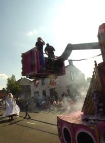 #Schenkels foto @Brabantsedag Parade van vermaeck cultuurhistorische optocht 2017 miekevanos.com
