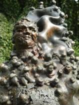 Dany Tulkens brons slaan en lassen