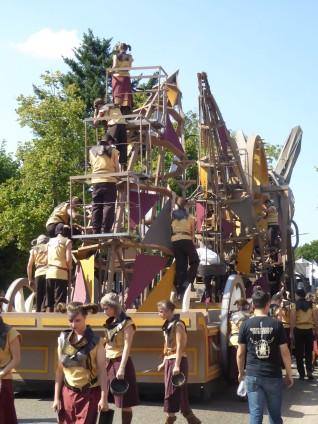 #RooieHoek foto @Brabantsedag Parade van vermaeck cultuurhistorische optocht 2017 miekevanos.com